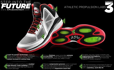 concept 1 basketball shoes athletic propulsion labs steps into the future with launch