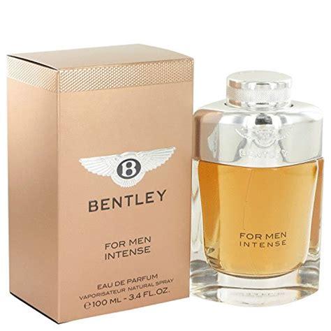 best cologne for african american men bentley intense by bentley mens eau de parfum spray 3 4 oz
