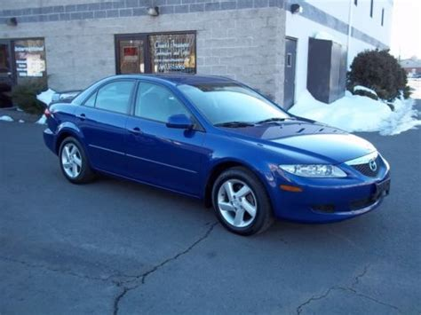 where to buy car manuals 2003 mazda mazda6 auto manual purchase used 2003 mazda 6i sedan 4 cyl one owner 5 speed manual only 25 000 miles in for us