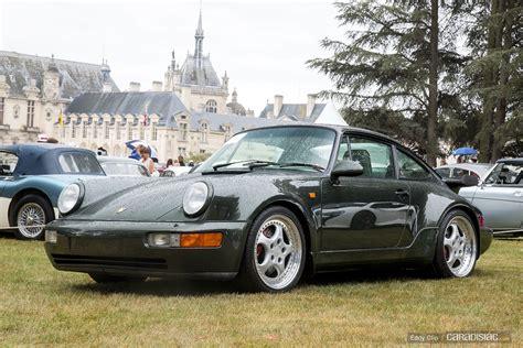 Porsche 3 6 Turbo by Photos Du Jour Porsche 911 964 Turbo 3 6 Concours D