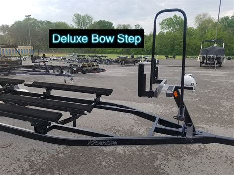 boat trailer tire tubes deluxe pontoon boat trailers marine master trailers