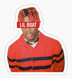 lil boat lil boat stickers redbubble