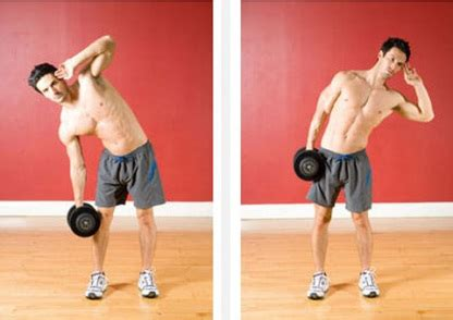 side abs external abdominal oblique health fitness