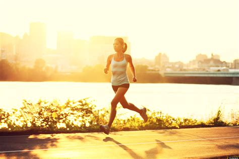 9 Tips For A Safe Outdoors Run by 13 Mental Health Benefits Of Exercise Huffpost