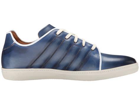 Handmade Shoes Spain - mezlan s balboa blue artisan dress shoes 6259 handmade