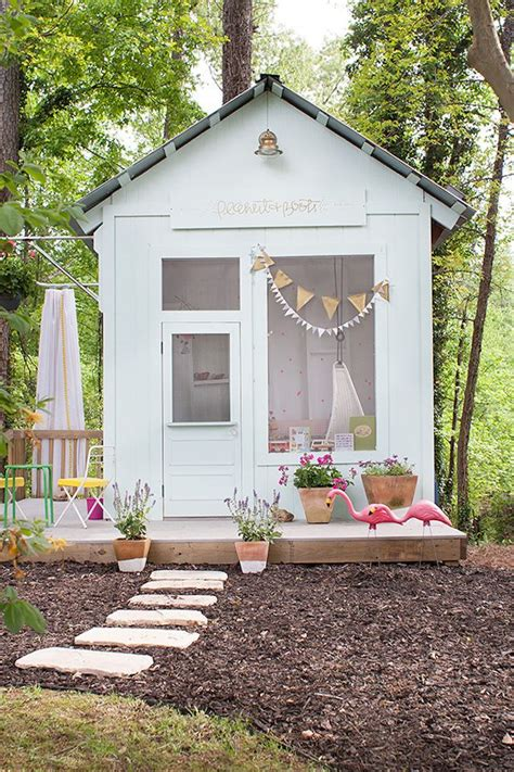 playhouses for backyard 25 best ideas about wooden playhouse on