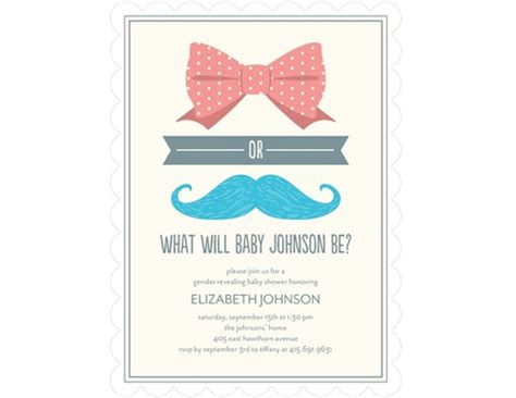 unisex baby shower invites theruntime