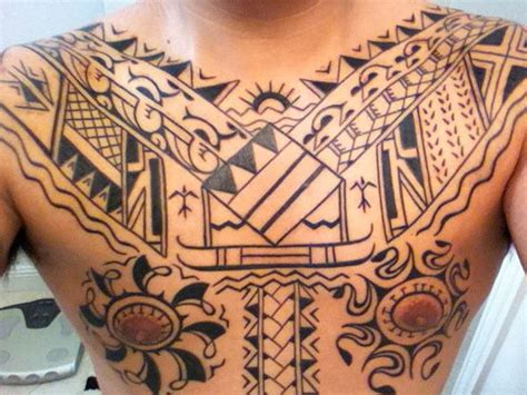 filipino traditional tattoo designs 12 awesome traditional tribal tattoos only tribal