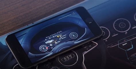 audi augmented reality audi tt cockpit catalog comes to design milk