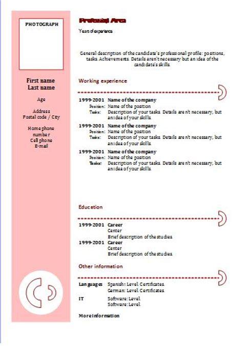 cv ideas for design jobs chelsea13faith
