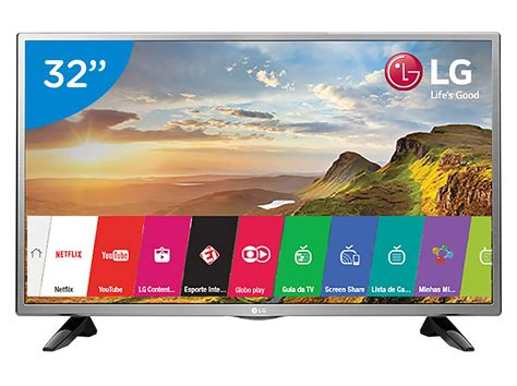 Lu Led Tv Lg 32 smart tv led 32 lg 32lh570b conversor digital wi fi 2 hdmi
