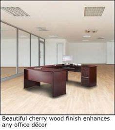 realspace broadstreet contoured u shaped desk realspace broadstreet contoured u shaped desk 30 quot h x 65