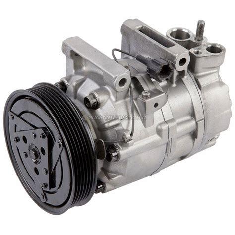 Compressor Nissan Xtrail remanufactured genuine oem ac compressor a c clutch for