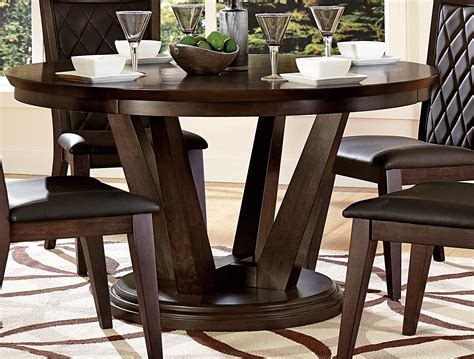 villa vista 5157 54 dining table by homelegance homelegance villa vista dining table walnut 5157 54