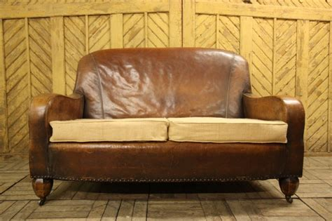 antique brown leather sofa english antique brown leather sofa 243746