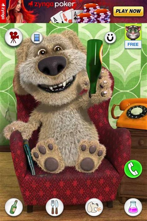 talking ben the talking ben the app review some with this canine chemist apppicker