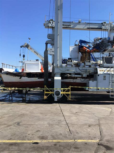 fishing boat accident california yacht attessa iv and sportfishing boat collide near
