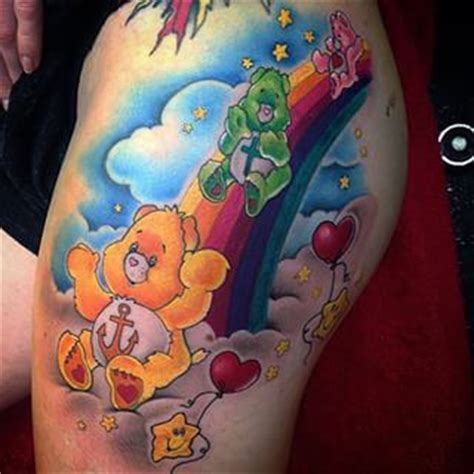 care bear tattoo designs 25 best ideas about care tattoos on care