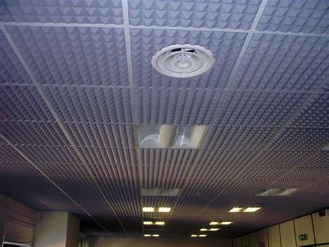 controsoffitto isolamento acustico foto controsoffitto in cartongesso isolamento acustico de