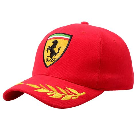 ferrari hat ferrari baseball cap free shipping worldwide