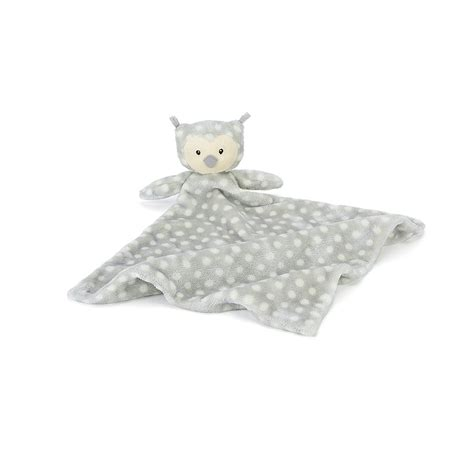 jellycat owl comforter buy ollie owl soother online at jellycat com