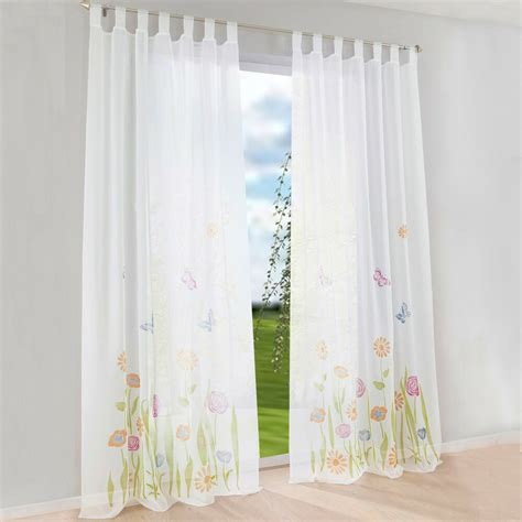 floral curtains for living room 1pcs floral window curtain sheer curtains drapes for