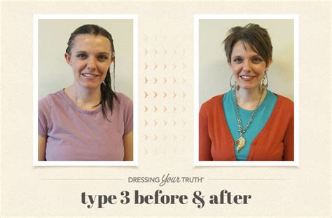 dressing your truth type 3 pin by dressing your truth on makeovers dyt success
