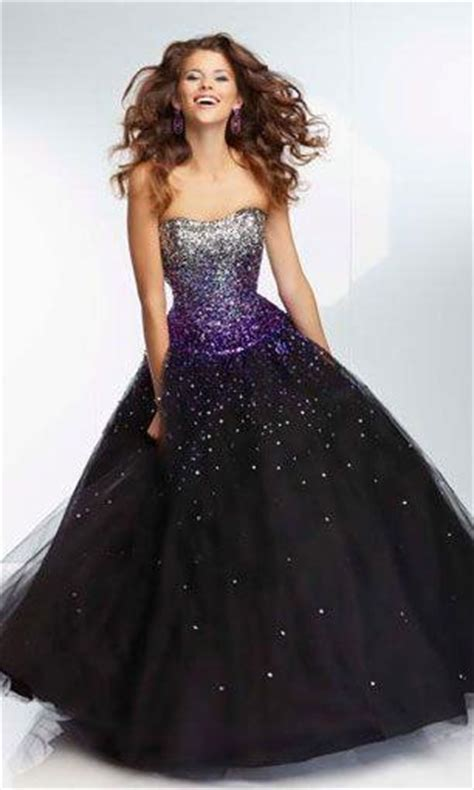 Your Budget With These Con Galaxy Style Dresses an out of this world galaxy themed quinceanera