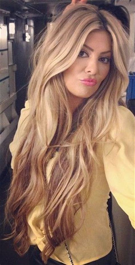 ombre cheap human hair extensions ombre clip  hair