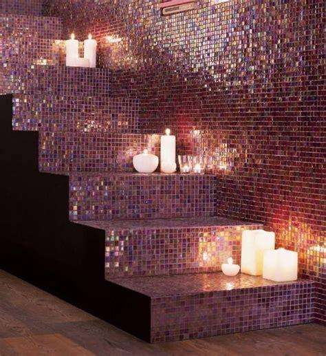 purple bathroom tile 40 purple bathroom tile ideas and pictures