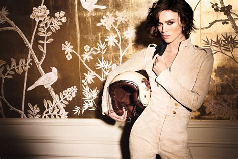 More Keira Knightley For Chanel Coco Mademoiselle by Chanel Coco Mademoiselle With Keira Knightley Glamorous