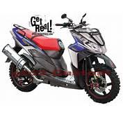 Motor Cycle Modifikasi HONDA VARIO CBS TECHNO REVIEW