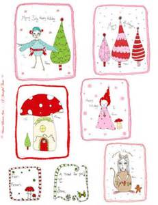 free printable christmas gift tags to adorn your gifts