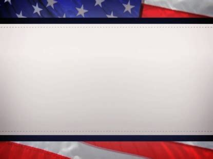 american powerpoint templates american flag announcement 4thoughtmedia worshiphouse