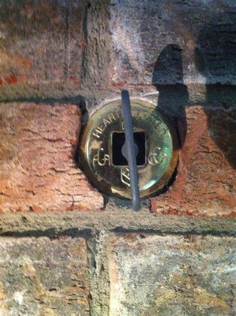 How To Shut Gas Fireplace by What Is This Knob For On Fireplace Home Improvement Stack Exchange