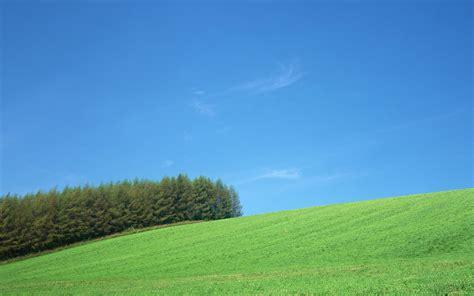 travel japan country field in hokkaido japan travel