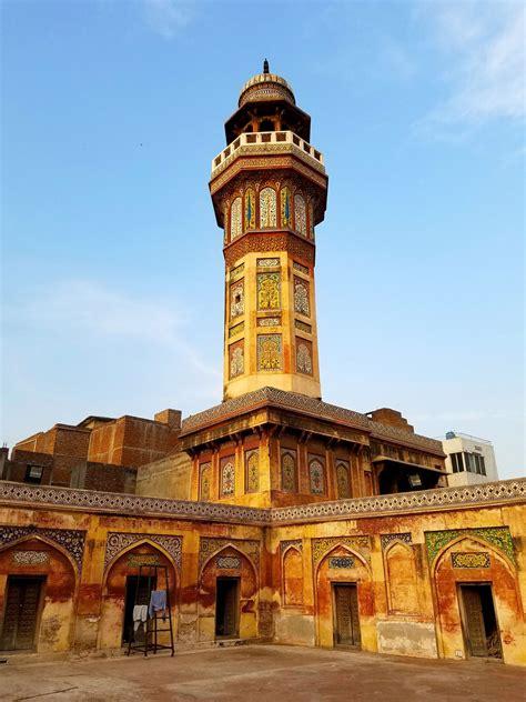 wazir khan mosque lahore pakistan tay move mosque architecture pakistan mosque