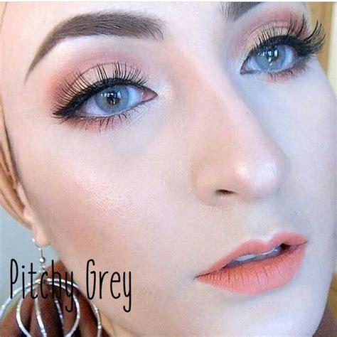 Pitchy Grey jual softlens sweety pitchy free ongkir softlensmurahku