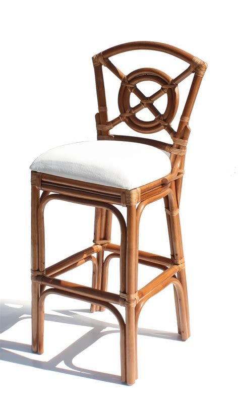cane bar stool 25 best ideas about rattan bar stools on pinterest