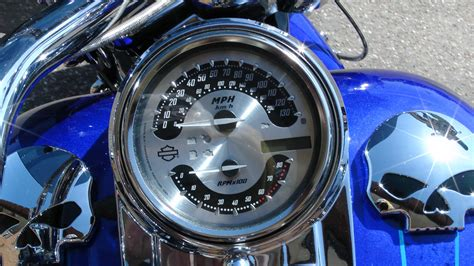 Harley Davidson Tachometer by Hd Speedometer Images