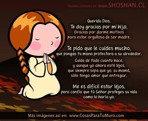 mensaje de amor a los hijos imagui oracion para los hijos k estan lejos frases de amor
