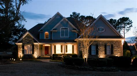 lights wilmington nc residential outdoor lighting wilmington nc