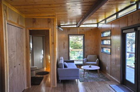 kanga tiny house kitchen tiny house pins 14x24 modern cabin style tiny house by kanga room systems
