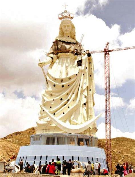 imagen de la virgen maria mas grande del mundo la virgen m 225 s grande del mundo 187 foros de la virgen mar 237 a
