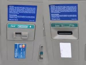 customer discovers card skimmer on bank atm consumerist