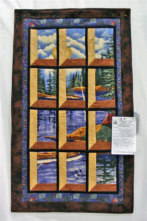 Window Quilts Fall 2005 Quilt Show Sheboygan Wisconsin Travel