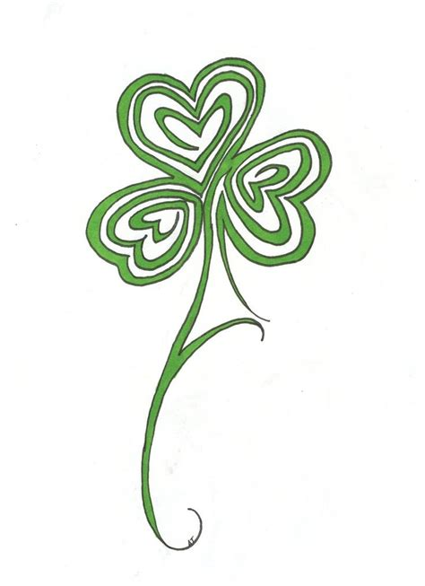 scottish tribal tattoo designs shamrock tattoos designs ideas and meaning tattoos for