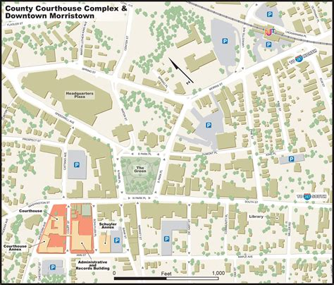 Morris County Nj Property Tax Records Administration Records Courthouse Map Morris County Nj