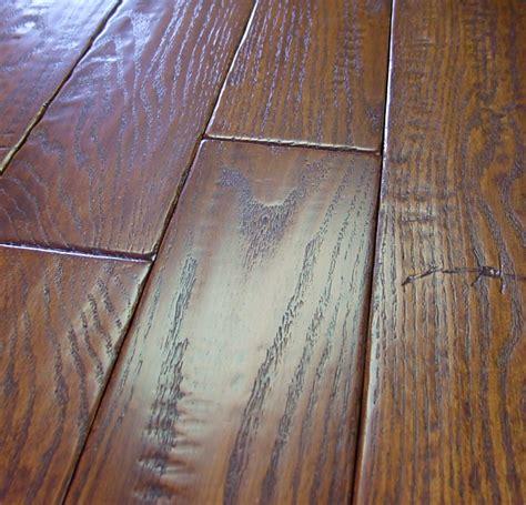 distressed scraped hardwood flooring oak prefinished scraped distressed hardwood