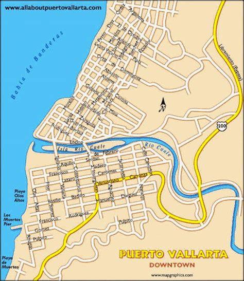 vallarta map of mexico vallarta maps maps of vallarta mexico